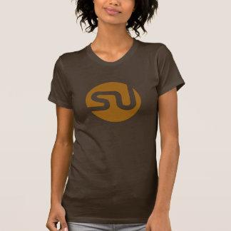 The Minimalist Brown T Shirt
