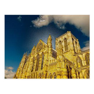 The Minster Postcard
