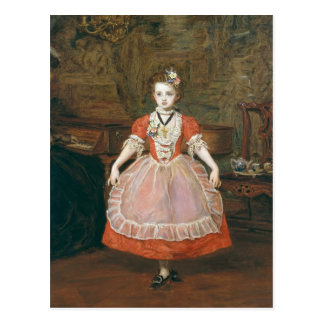 The Minuet Postcard