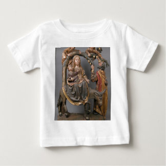The Miracle of the Palm Tree on the Flight Egypt Baby T-Shirt