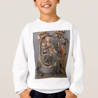 The Miracle of the Palm Tree on the Flight Egypt Sweatshirt