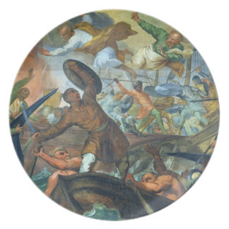 The Miraculous Intervention of SS Peter and Paul i Dinner Plates