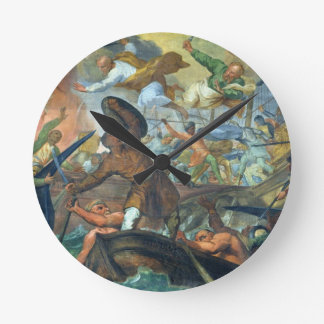 The Miraculous Intervention of SS Peter and Paul i Wall Clock