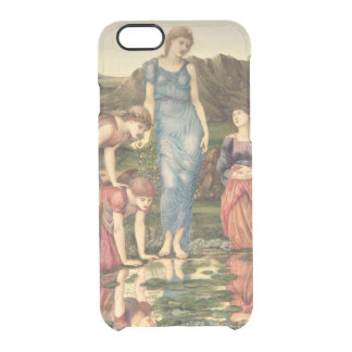 The Mirror of Venus, 1870-76 (oil on canvas) Clear iPhone 6/6S Case