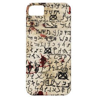 The Missing Page - Necronomicon iPhone 5 Covers