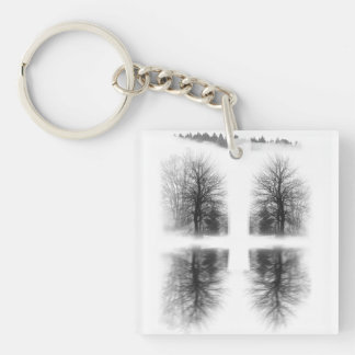 The Mist Key Ring