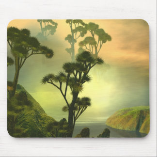 The Mist Mouse Pad