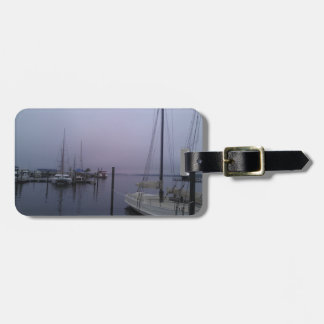 The Misty Bay Bag Tag