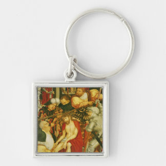 The Mocking of Christ Keychain