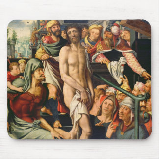 The Mocking of Christ Mouse Pad