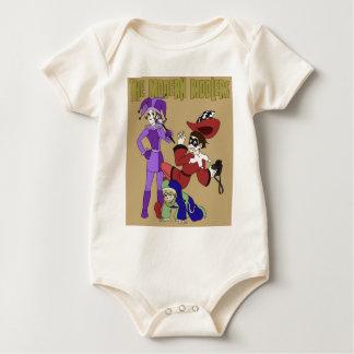 The Modern Riddlers Baby Bodysuit