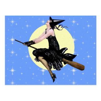 The Modern Witch Postcard