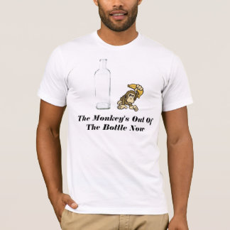 The Mokey's Out Of The Bottle Now T-Shirt