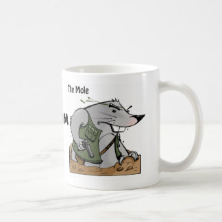The Mole Outlaw Mug