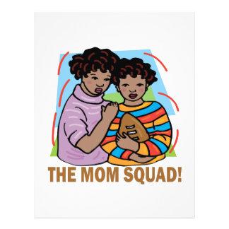 The Mom Squad Flyer Design