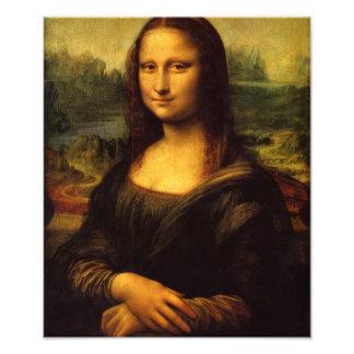 The Mona Lisa Art Photo