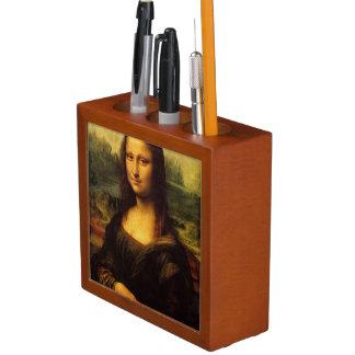 The Mona Lisa Desk Organiser