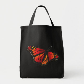 The Monarch Butterfly  Tote Grocery Tote Bag