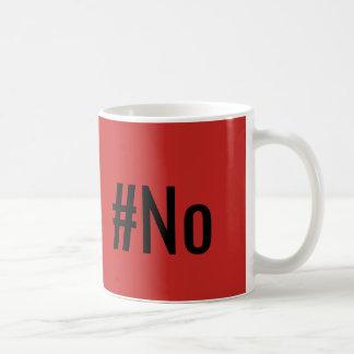 The Monday Mug - #No
