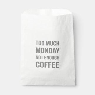The Monday Quote Favour Bag