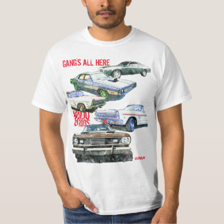 The Mondo T - Bunch O' MOPARS T-Shirt