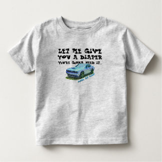 The MONDO T - The TOT Rod Toddler T-Shirt