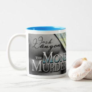 The Monet Murders mug (full banner cover art)