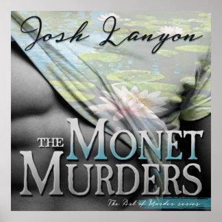 The Monet Murders Poster