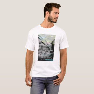 The Monet Murders t-shirt