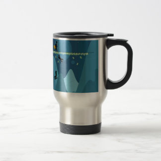 The Money Rope Travel Mug