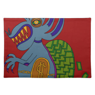 The Money Snail Placemat