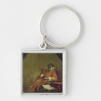 The Monkey Antiquarian, 1740 Keychains