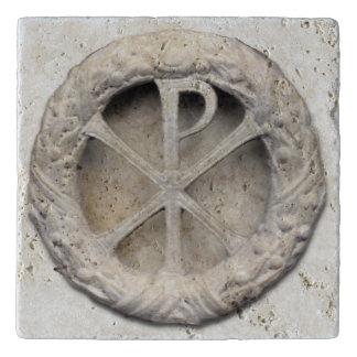 The Monogram of Christ - Chi-Rho Trivet