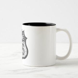 The Monster Road Mug