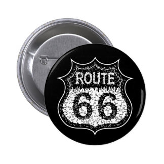 The Monster Road Pin