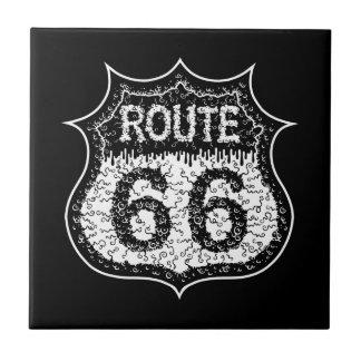 The Monster Road Tiles