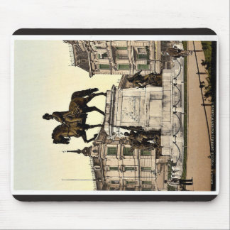 The Monument of Emperor William I, Stettin, German Mousepads