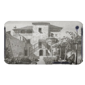 The Monument of Lysicrates in the garden of the Ca Barely There iPod Case