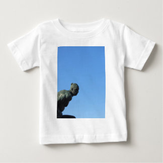 The monument Quattro Mori ( of the Four Moors ) Baby T-Shirt