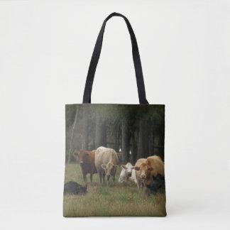 The Moo Crew Tote Bag