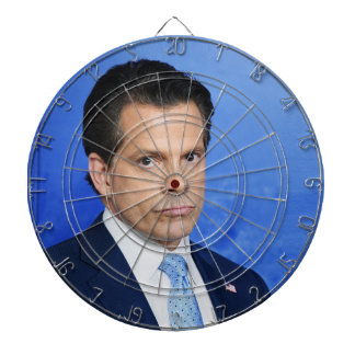 """The Mooch"" Dartboard"