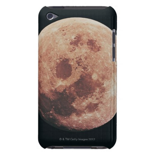 The Moon 2 iPod Touch Cases
