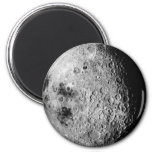 The Moon 6 Cm Round Magnet