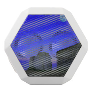 the moon and rocks white boombot rex bluetooth speaker