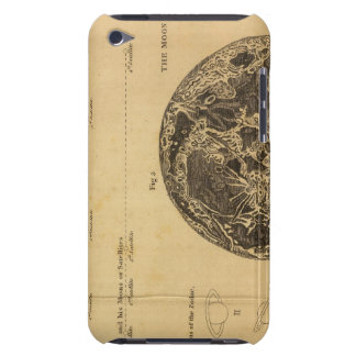 The Moon Barely There iPod Cases