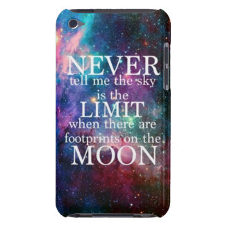 The moon Case-Mate iPod touch case