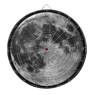 The Moon Dart Board
