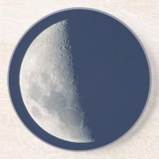 The Moon From Howick, Kwazulu-Natal Drink Coaster