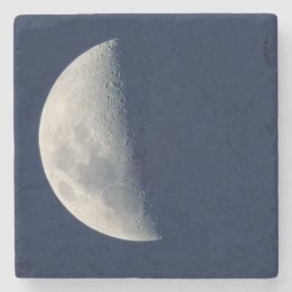 The Moon From Howick, Kwazulu-Natal Stone Coaster