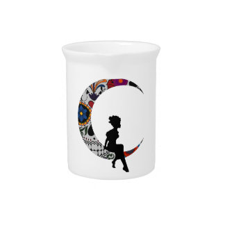 THE MOON GIRL PITCHER